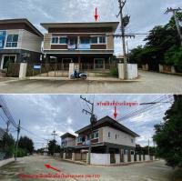 บ้านแฝดหลุดจำนอง ธ.ธนาคารกรุงไทย สันปูเลย ดอยสะเก็ด เชียงใหม่