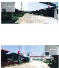 บ้านแฝดหลุดจำนอง ธ.ธนาคารกรุงไทย ตำบลเชิงดอย อำเภอดอยสะเก็ด เชียงใหม่