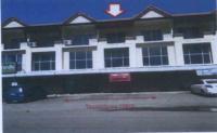 ตึกแถวหลุดจำนอง ธ.ธนาคารกรุงไทย บวกค้าง สันกำแพง เชียงใหม่
