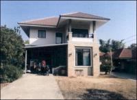 บ้านเดี่ยวหลุดจำนอง ธ.ธนาคารอาคารสงเคราะห์ ทุ่งสะโตก สันป่าตอง เชียงใหม่