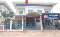 บ้านแฝดหลุดจำนอง ธ.ธนาคารอาคารสงเคราะห์ ท่าวังตาล สารภี เชียงใหม่